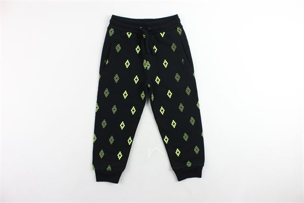 MARCELO BURLON | Trousers | MB3008NERO