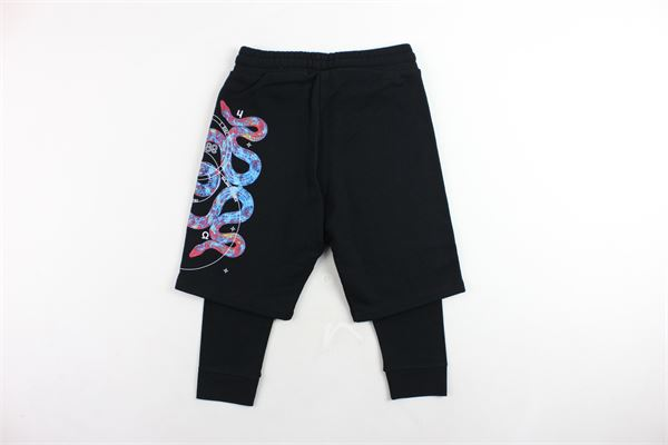 MARCELO BURLON | Trousers | MB3010NERO