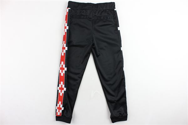 MARCELO BURLON | Trousers | MB3011NERO