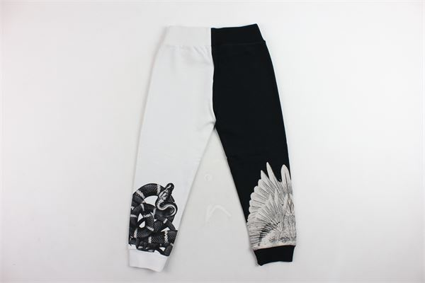 MARCELO BURLON | Trousers | MB3012NERO