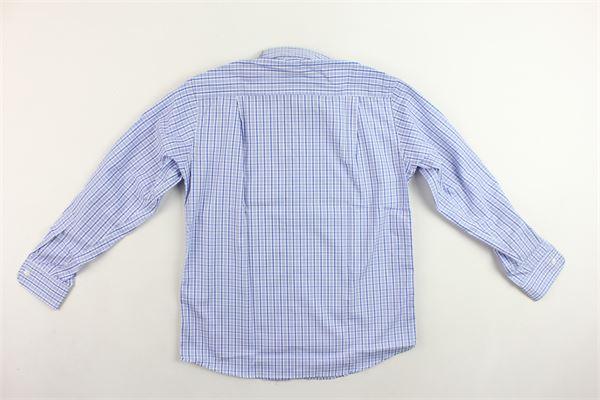 camicia manica lunga rigata MARIELLA FERRARI | Camicie | BOYB2BISMLCELESTE