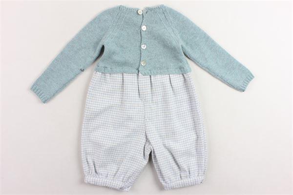pagliacetto manica lunga in lana MARIELLA FERRARI | Pagliaccetti | MGH8VERDE