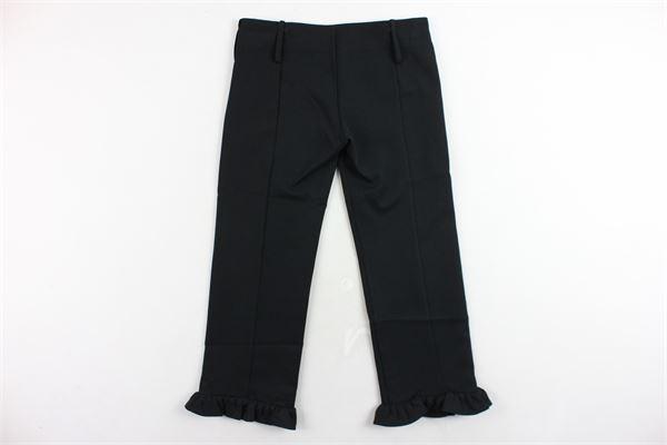 MARIUCCIA | Trousers | MMBFW19P1422NERO