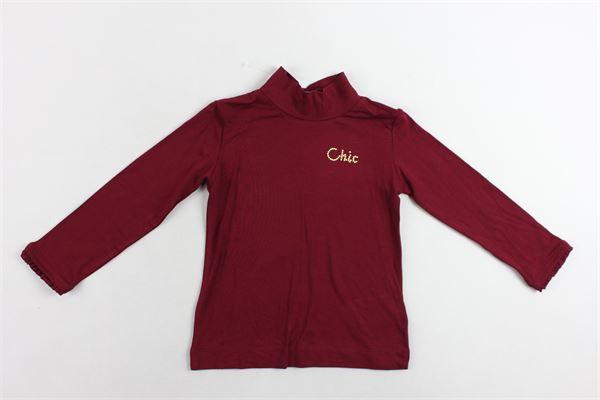 lupetto mezzo collo cotone caldo tinta unita MAYORAL | Shirts | 4002ROSSO