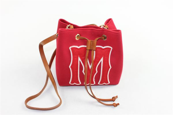 MIMISOL | Bags | MABO001TS0056ROSSO