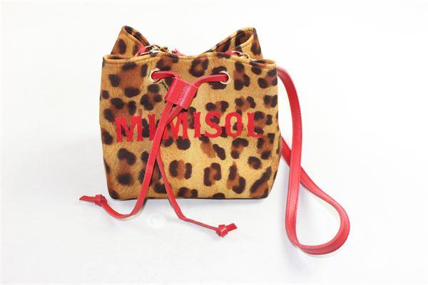 MIMISOL | Bags | MABO001TS0072MARRONE