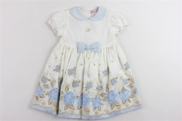 MISS BLUMARINE | Dress | 39NAB01BIANCO