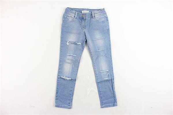 MISS LULU' | Jeans | PA1137AZZURRO