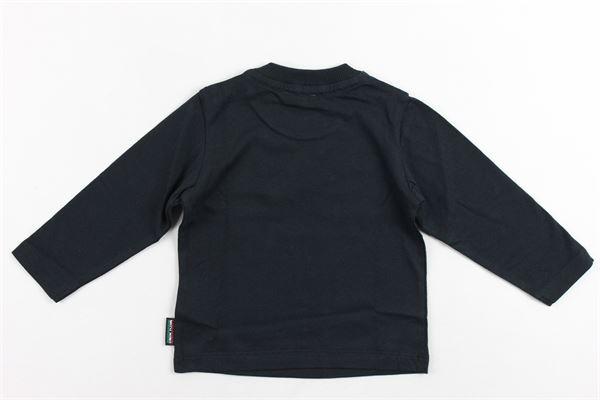shirt manica lunga cotone caldo tinta unita con stampa MOSCHINO | Shirts | M9M01LNERO