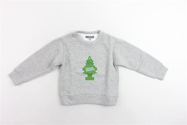 MOUSSE KIDS | Sweatshits | MKFGM086GRIGIO