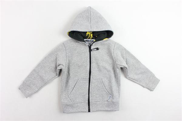 MOUSSE KIDS | Sweatshits | MKZC065/88GRIGIO