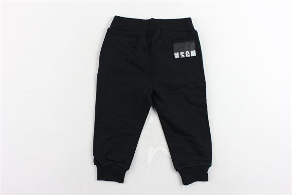 MSGM | Trousers | 010852NERO