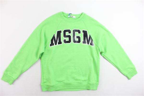 MSGM      016157VERDE