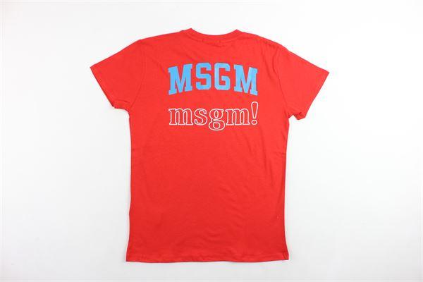 MSGM |  | 020279ROSSO