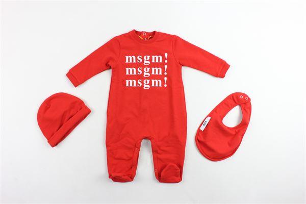 MSGM |  | 020992ROSSO