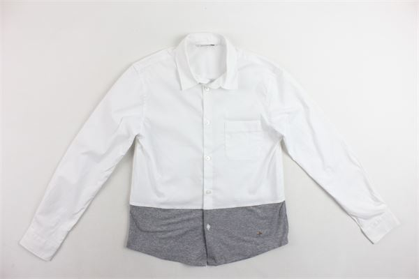 MANUEL RITZ   Shirts   MR0442BIANCO