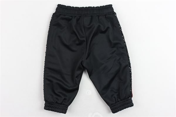 NAICE COUTURE | Trousers | 198016NERO