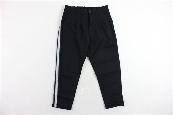 NAICE COUTURE | Trousers | PANTALONINAICE1NERO