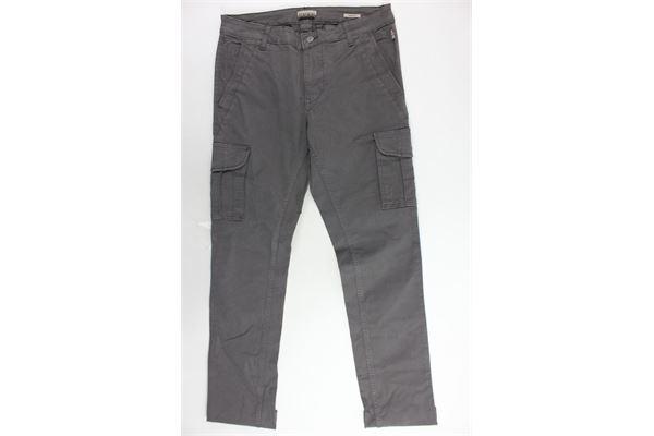 NAPAPIJRI | Trousers | N0YI5MGRIGIO