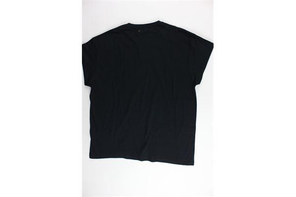 t-shirt mezza manica stampa fila NARCISO | T-shirts | T-SHIRTS1NERO