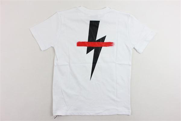 NEIL BARRETT | T-shirts | 018623BIANCO