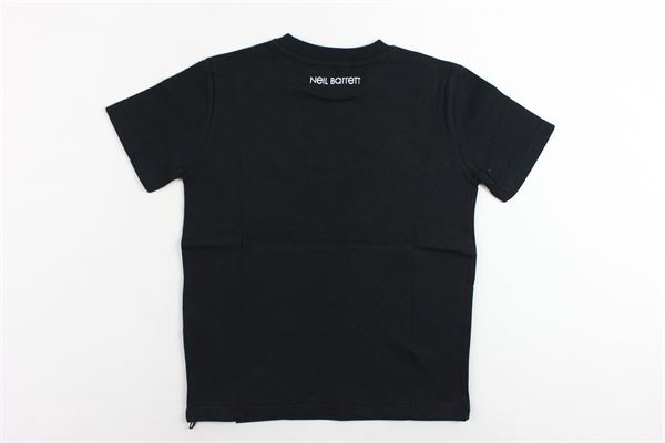 NEIL BARRETT | T-shirts | 018626NERO