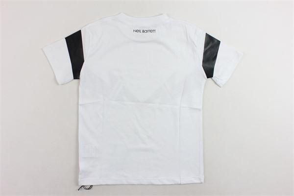 NEIL BARRETT | T-shirts | 018629BIANCO