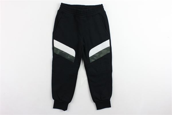 NEIL BARRETT | Trousers | 020573NERO