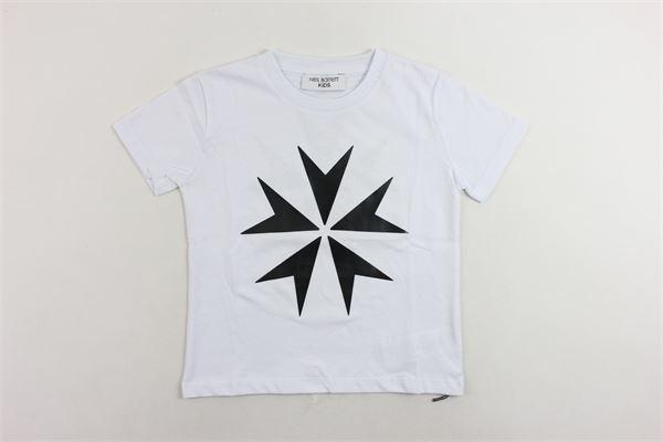 NEIL BARRETT | T-shirts | 020575BIANCO