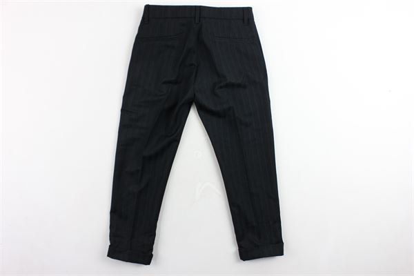 NEILL KATTER | Trousers | 12300NERO