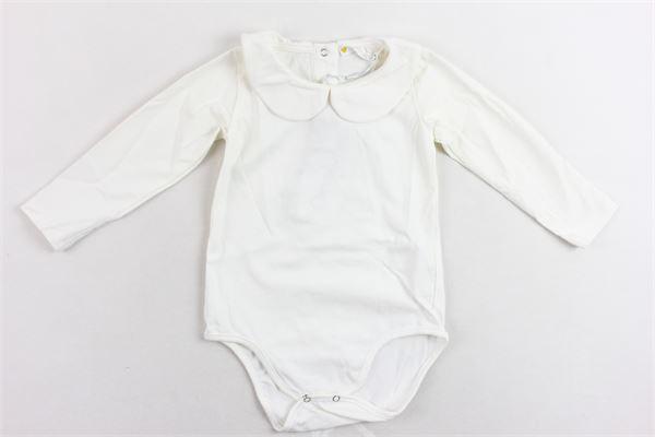 body in jersey con collo tondo NINALUNA | Body | DRF18BBO01BIANCO