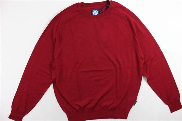 NORTH SAILS | Jerseys | 6983890000240ROSSO