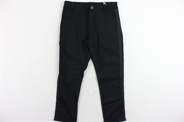 NUMBERS | Trousers | 172/40NERO