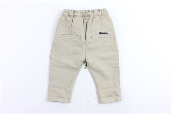 NUMBERS | Trousers | 2005BEIGE