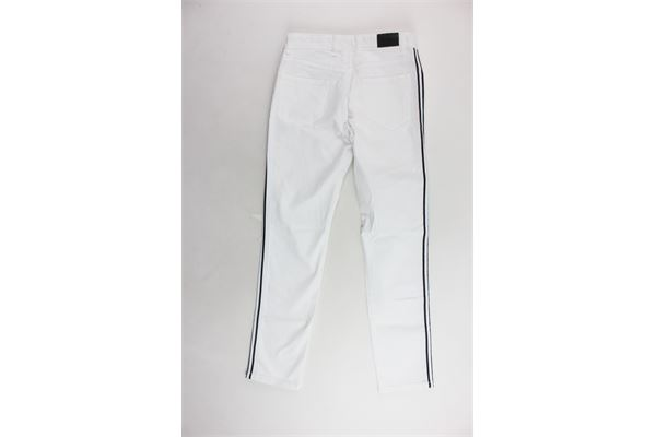 NUMBERS | Trousers | NB004BIANCO