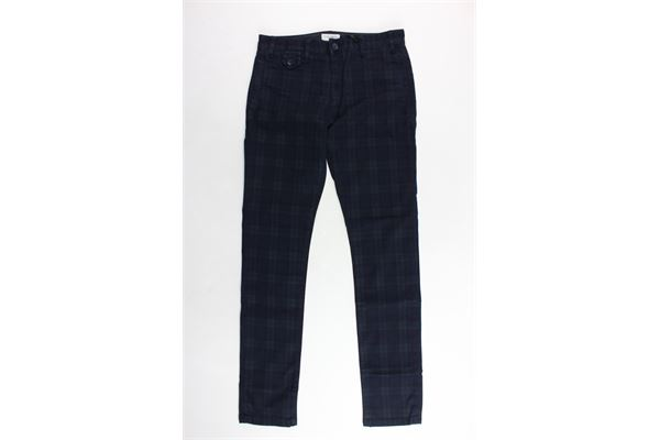 PAOLO PECORA | Trousers | PP0207BLU