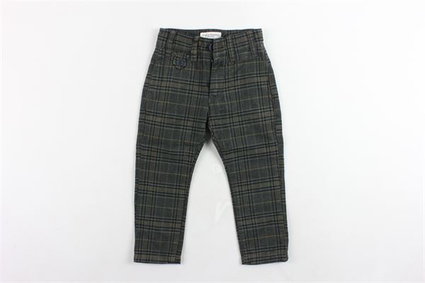 PAOLO PECORA | Trousers | PP0251VERDE