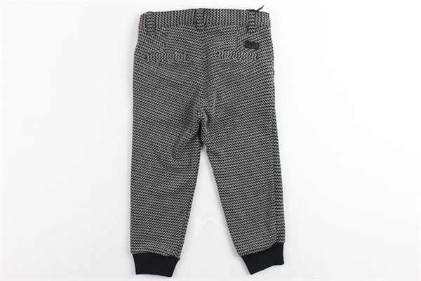 PAOLO PECORA | Trousers | PP0621NERO