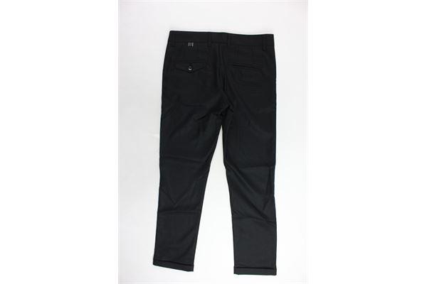 PAOLO PECORA | Trousers | PP0941NERO