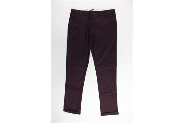 PAOLO PECORA | Trousers | PP0941VINACCIA