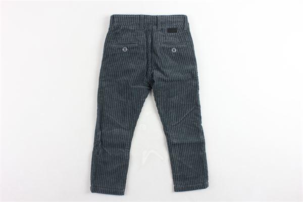 PAOLO PECORA | Trousers | PP1465GRIGIO