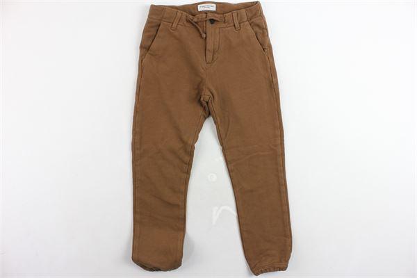 PAOLO PECORA | Trousers | PP1954CAMMELLO