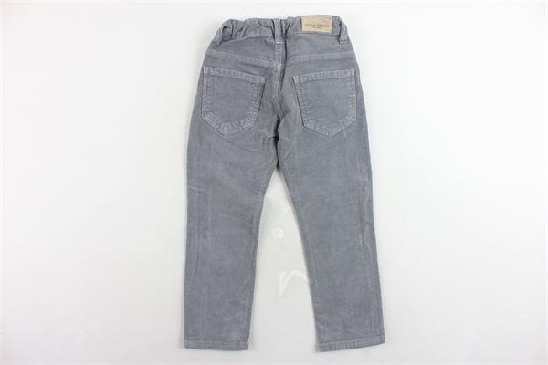 PAOLO PECORA | Trousers | PP1978GRIGIO