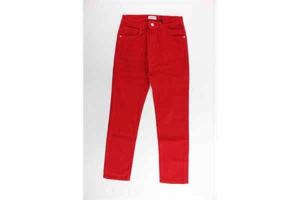 PAOLO PECORA | Trousers | PP1978ROSSO