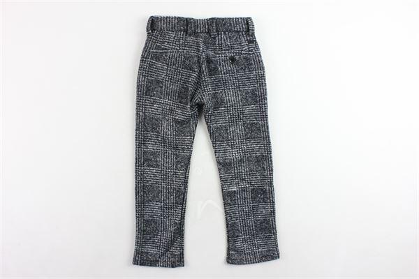 PAOLO PECORA | Trousers | PP1981NERO