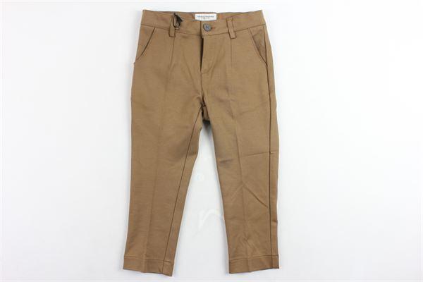 PAOLO PECORA | Trousers | PP2018CAMMELLO