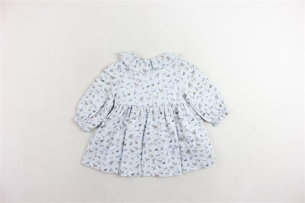 PATACHOU | Dress | PAP/VET2733234CELESTE