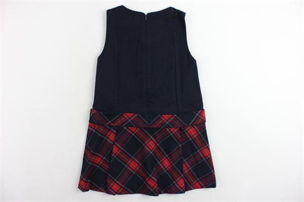 PATACHOU | Dress | PAP/VET2933459BLU