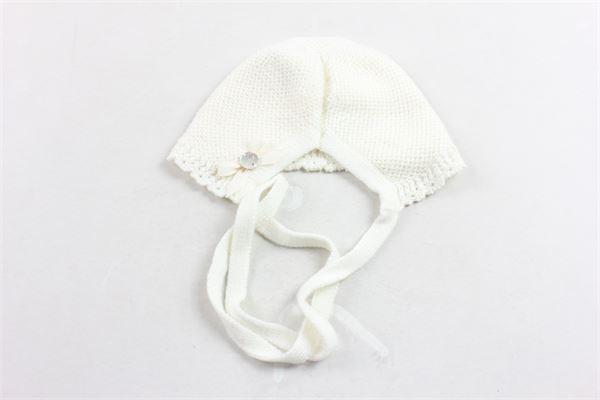 cuffia in lana tinta unita PAZ RODRIGUEZ | Cappelli | 011-11705BIANCO