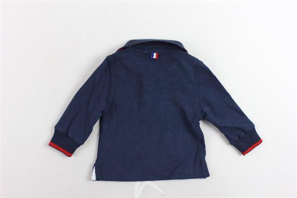 PEUTEREY | Polo Shirts | PTB0837BLU